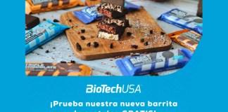 Gana 5 barras de Protein Dessert Bar