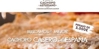 II Campeonato Amateur del Auténtico Cachopo Asturiano