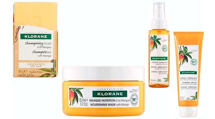 Sorteo de Mango de la gama Klorane de Belleza Activa