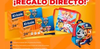 Llévate gratis la mochila de la Patrulla Canina con Krissia