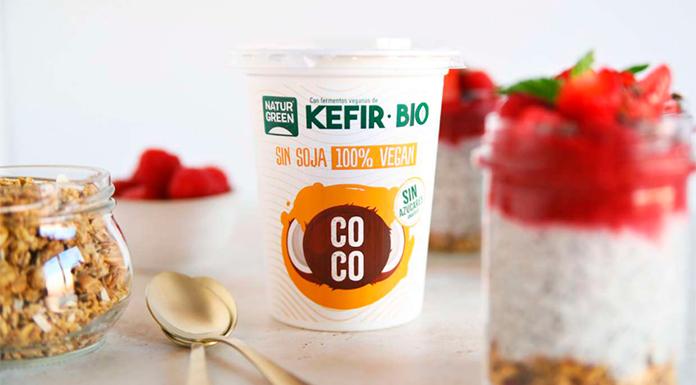 Prueba gratis Kefir-Bio con Tv Bio