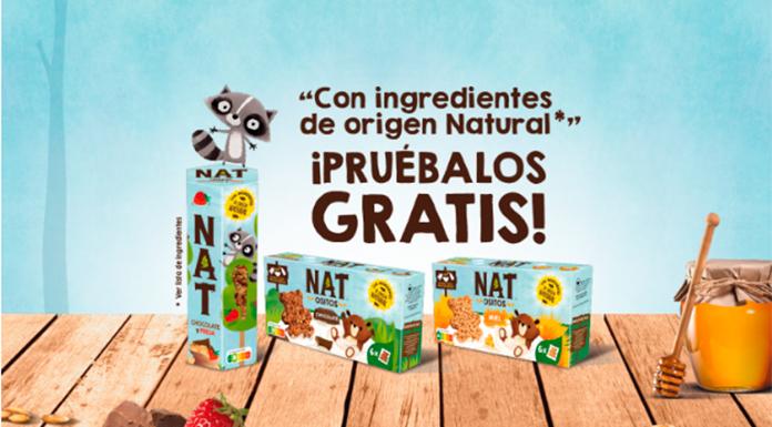 Prueba gratis NAT Cereales Ositos y Granola