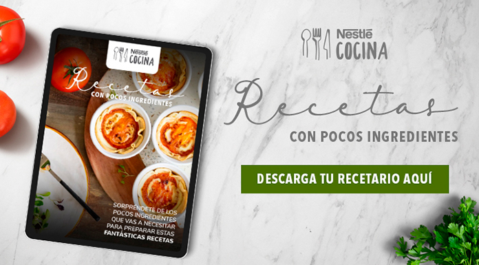 Recetario gratis Nestlé Cocina