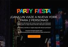 Gana un viaje a Nueva York con Party Fiesta