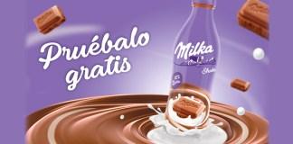 Prueba gratis Milka Shake 750 ml