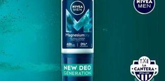 Sortean 100 Nivea Men MagnesiumDry