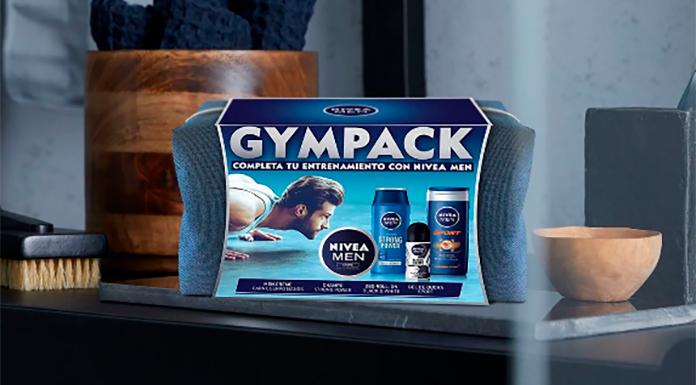 Sortean packs Nivea Men Gympack entre los que cumplan años