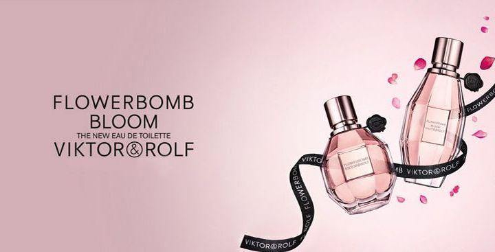 Muestras gratis de Flowerbomb Bloom