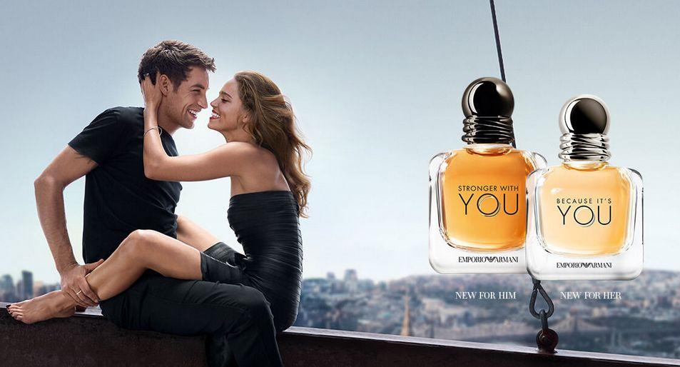 Muestras gratis del nuevo perfume de Armani