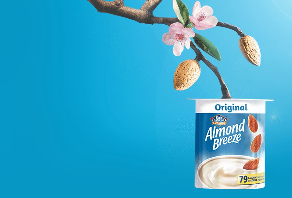 Sorteo de Almond Breeze