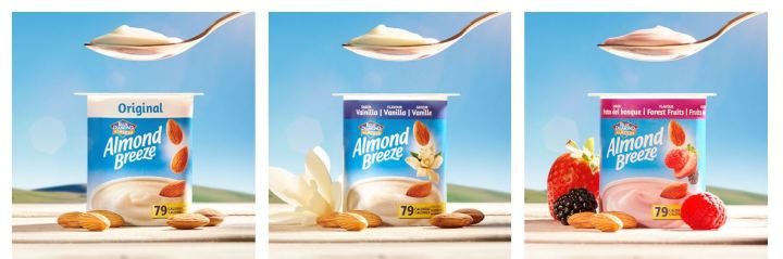 Sorteo de Almond Breeze sabores