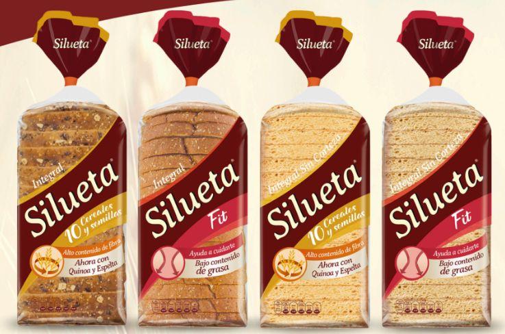Probar gratis el nuevo pan de molde de Silueta