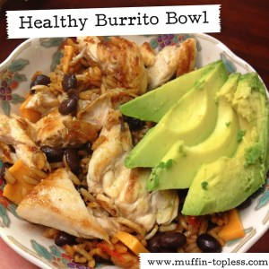 Healthy Burrito Bowl