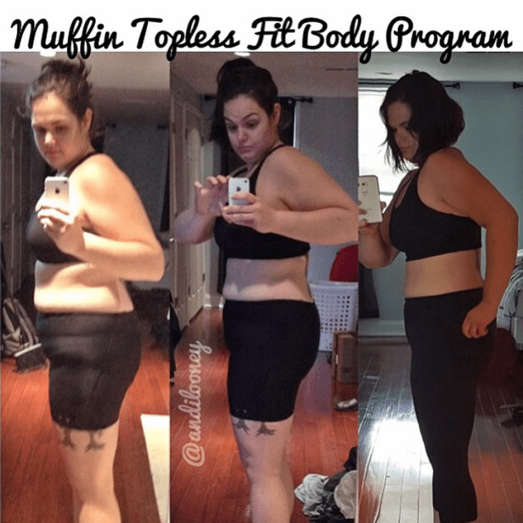 Fit Body Program results!