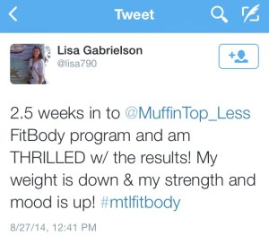 Fit Body Program by Muffin Topless
