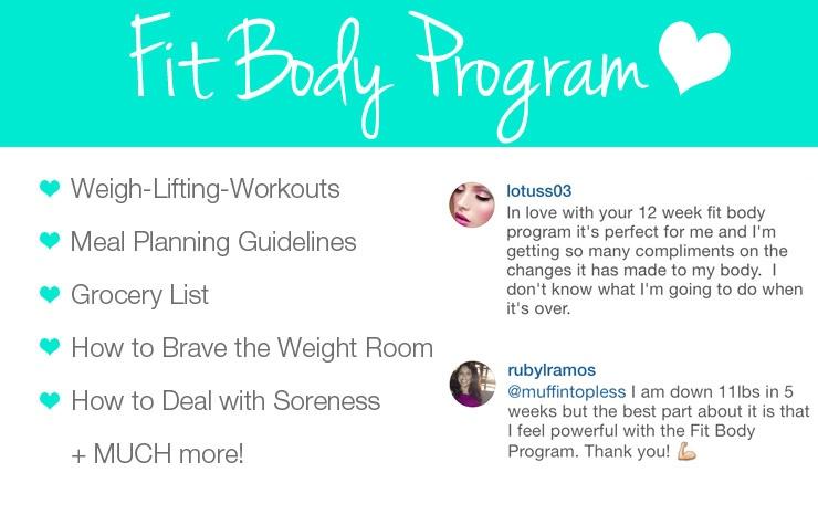 Fit Body Program