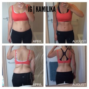 How Kamila Lost Inches & Gained Confidence