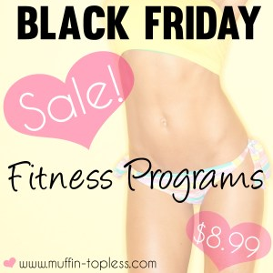 Black Friday Fitness Sale!