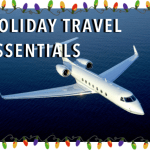 Holiday Travel Essentials | Flying