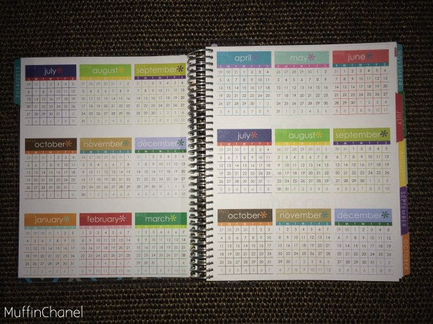 muffinchanel erin condren life planner review 2014 2015 vs 2013 classic reviews 29