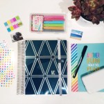 2016 Erin Condren Life Planner Accessories & Decoration
