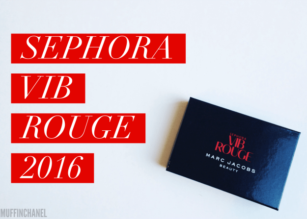 muffinchanel sephora vib rouge worth it perks events renew 2016