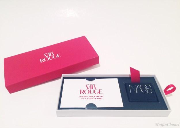 Muffinchanel Vib Rouge Renewal Gifts Nars Blush Goulue