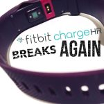 Fitbit ChangeHR Breaks Again