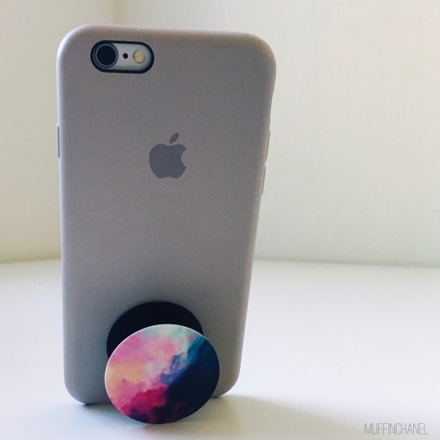 270e92d4546 Do Popsockets Stick to Apple Silicone Cases  - MuffinChanel