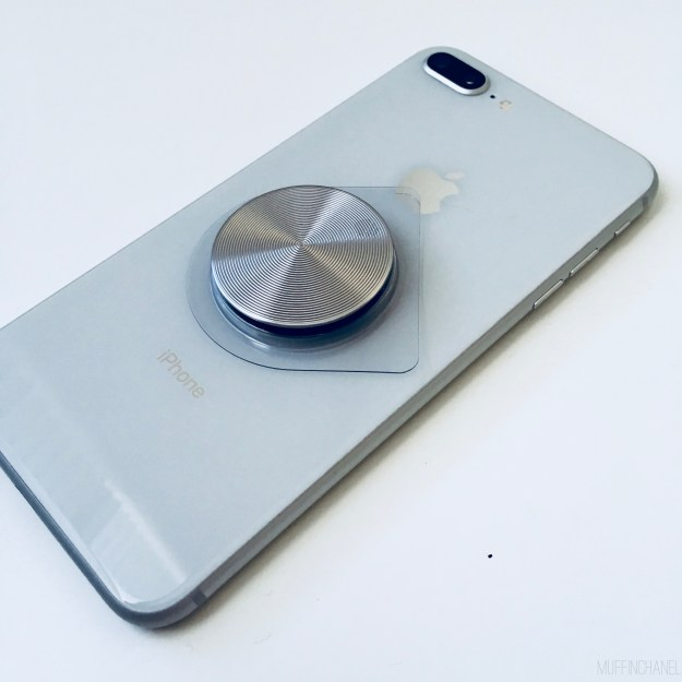 lowest price 45995 59fde Where to Put a PopSocket on iPhone 8 Plus - MuffinChanel