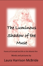The Luminous Shadow of the Muse, by Laura Harrison McBride.