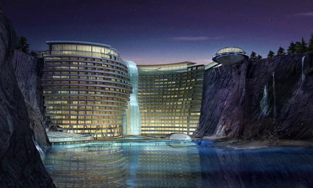 Shimao Wonderland Intercontinetal Hotel