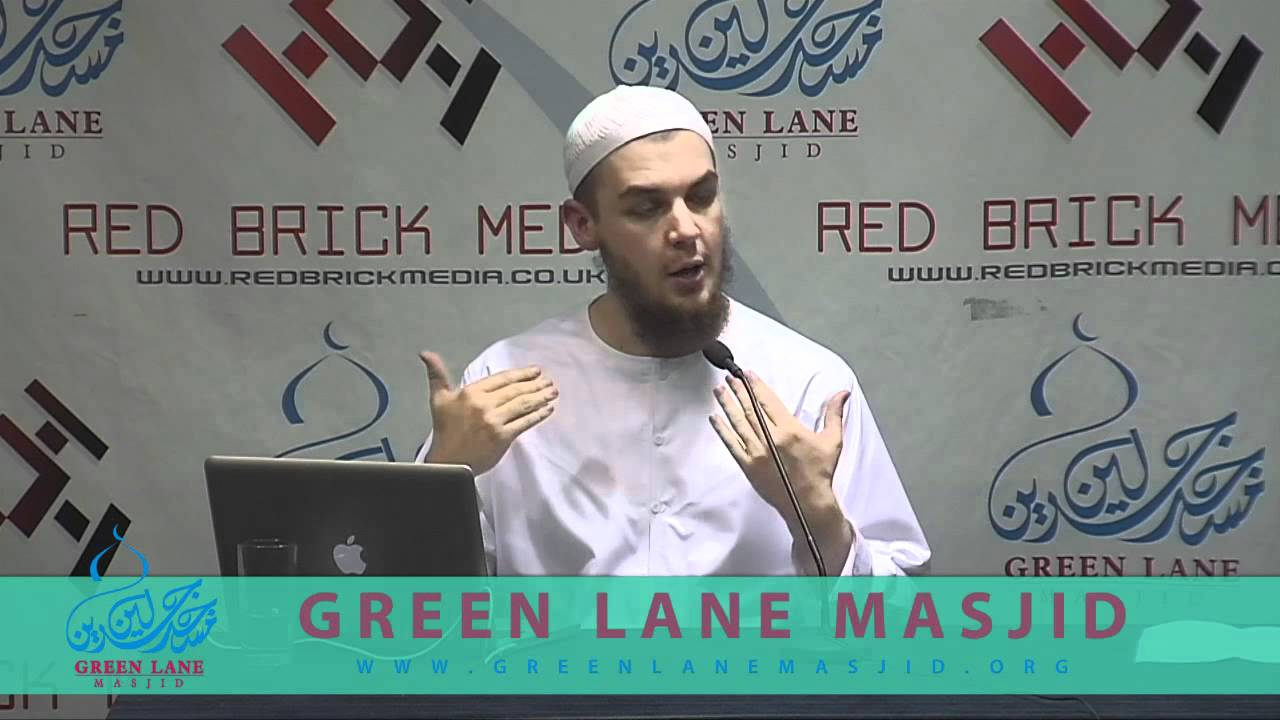 How To Protect Yourself From Magic, Evil Eye & The Jinn – Ustadh Muhammad Tim Humble