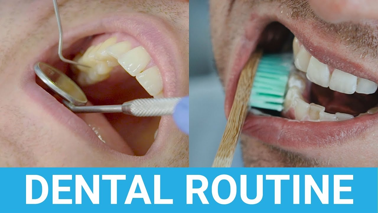 Routine – Important For Dental Health