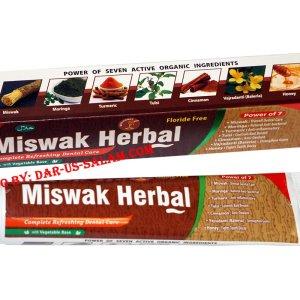 Miswak Herbal Toothpaste