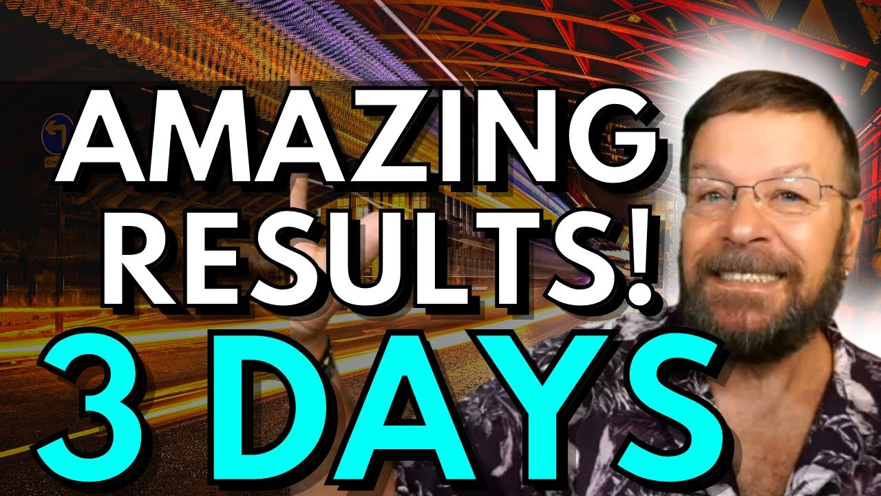 How To Transform Your Body In 3 Days! Amazing Law of Attraction Fast Results