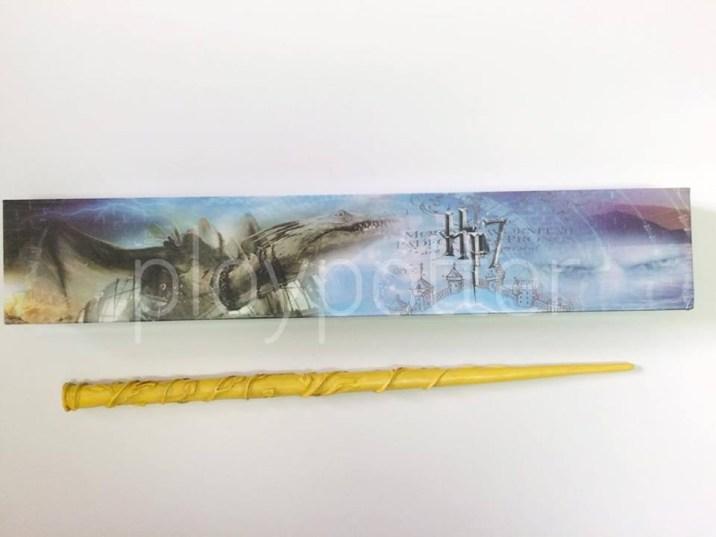 ไม้ของ Hermione Granger กล่องสกรีนลายมังกรภาค 7