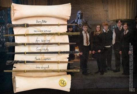 คอลเลคชั่นไม้กายสิทธิ์กองทัพดัมเบิลดอร์ (Dumbledore's Army Wand Collection)