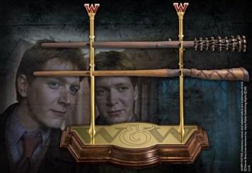 คอลเลคชั่นไม้กายสิทธิ์ฝาแฝดวีสลีย์ (Weasley Wand Collection)