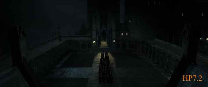 Movie7_2 - 2nd shot - After Snape knows about Harry's coming1