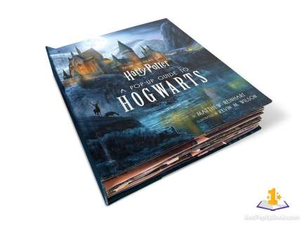 ภาพจาก http://www.bestpopupbooks.com/the-new-harry-potter-pop-up-book/