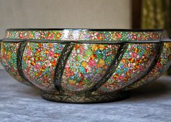 Decorative bowls, Handmade serving bowl
