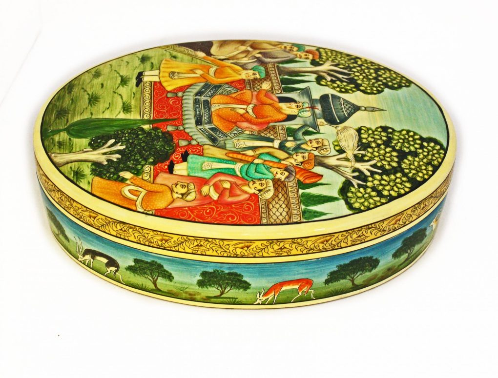 mughal box, featured, art box