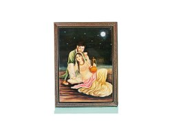 Story of Love Painting ,Omar Khayyam painting