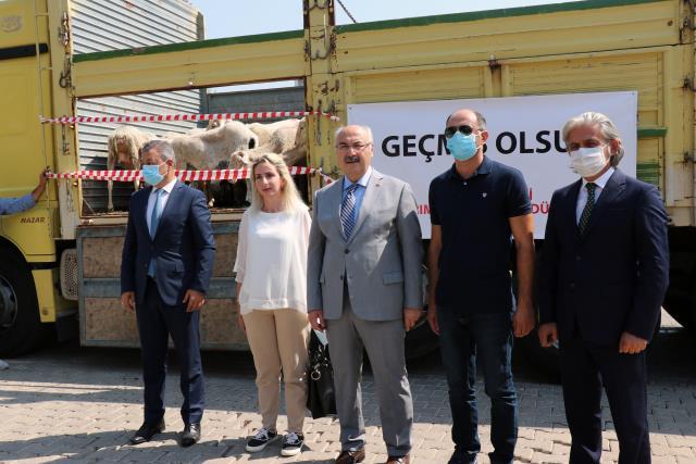 İzmir'li Yardımseverlerden Muğla ve Antalya'da Mağdur Olanlara Destek