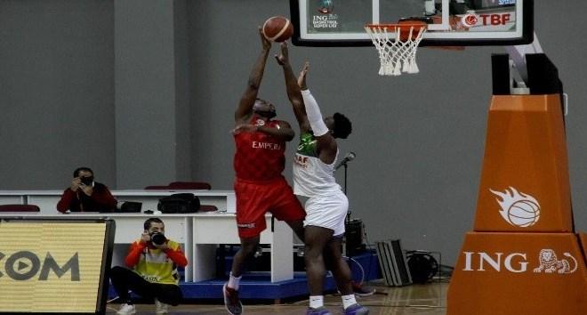 ING Basketbol Süper Ligi: Lokman Hekim Fethiye Belediyespor:60 – Empera Halı Gaziantep Basketbol 90