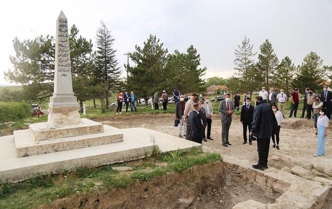 Vali Ali Çelik: ''Şehitliği, 30 Ağustos Zafer Bayramı'nda ziyarete açmayı hedefliyoruz''