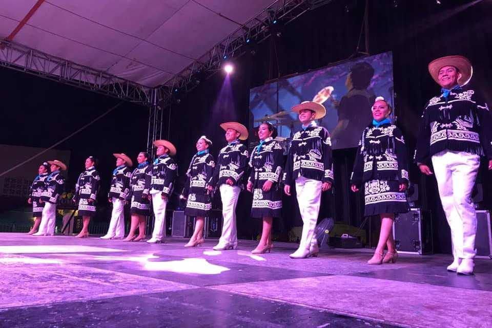 Fotografía: Compañía de Danza Folklórica Xochicalli