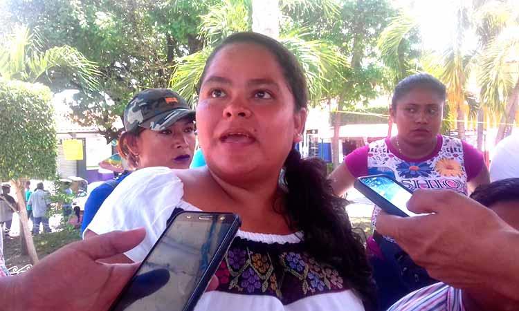 """Fotografía: Kenia Hernández. Centro de Derechos Humanos """"Zeferino Ladrillero"""""""