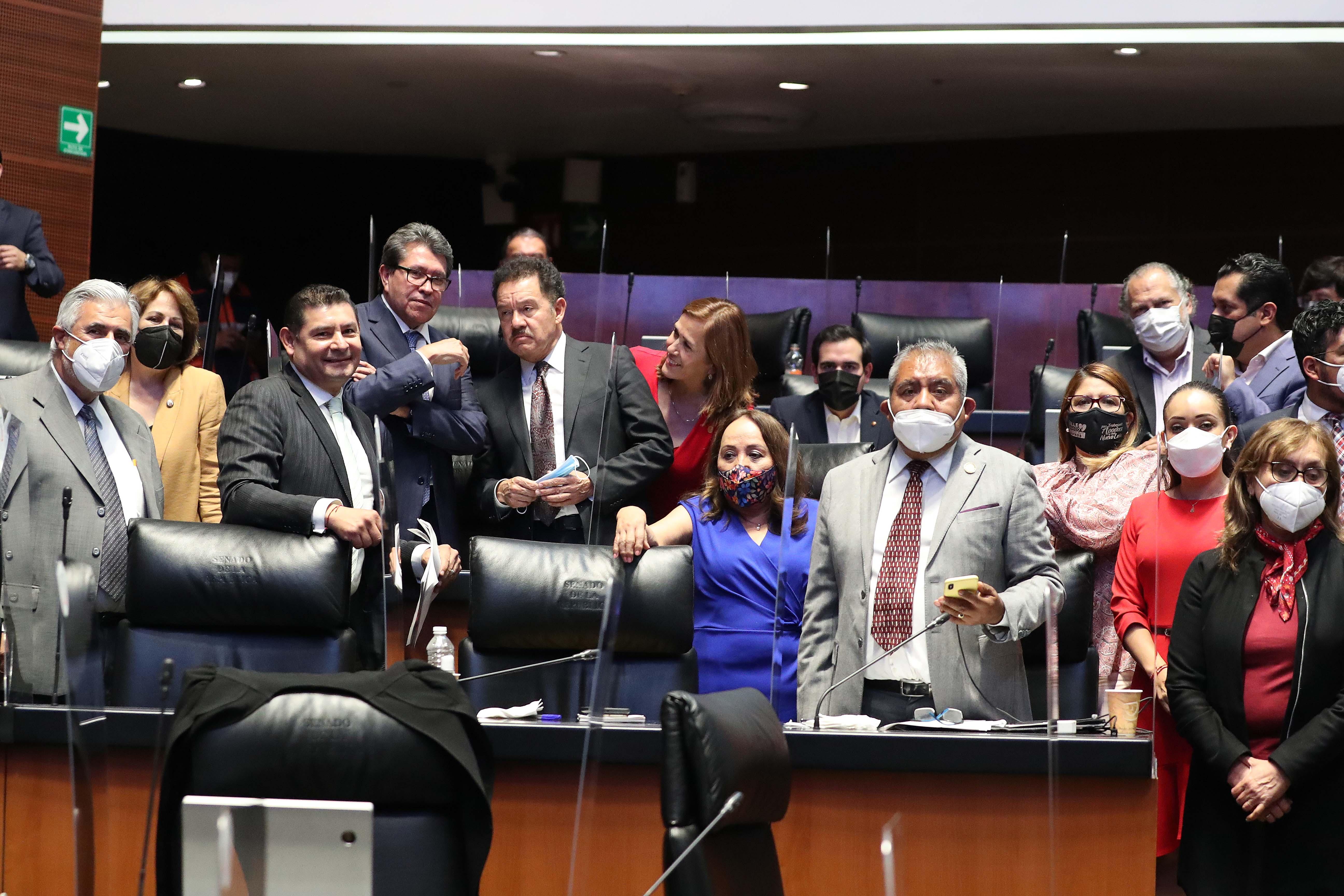 Fotografía: Senado